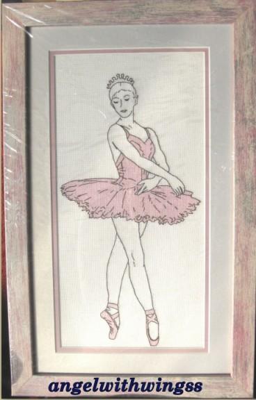 закончила Балерину