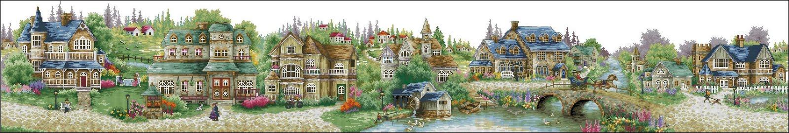 Зеленая деревня от DOME,