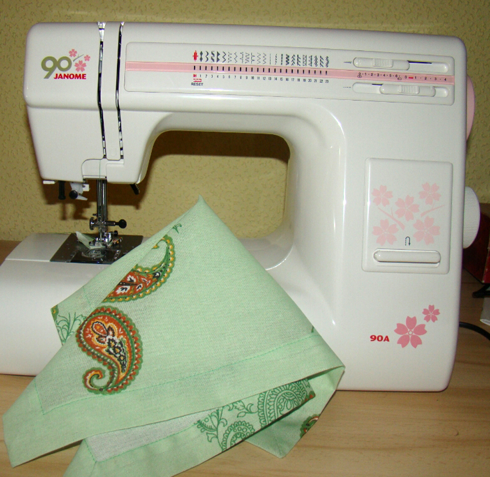 Что я думаю о шитье