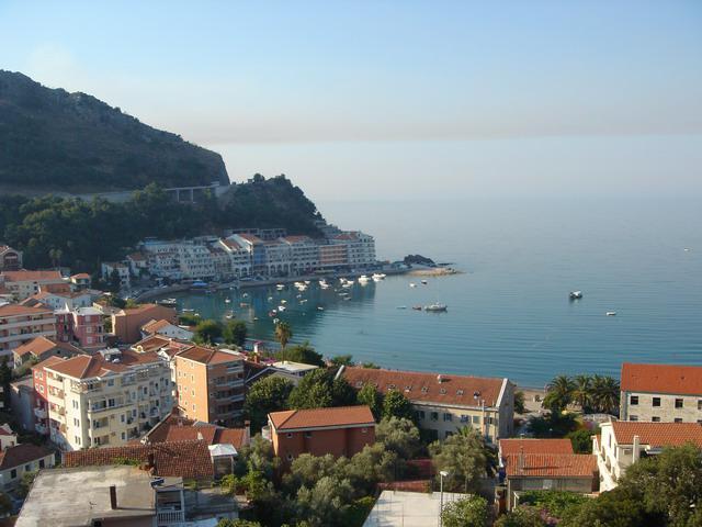 Курорт Бечичи в Черногории
