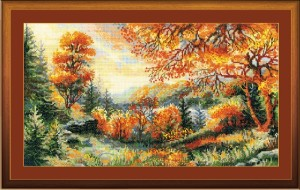 Riolis-Counted-Cross-Stitch-Kit---Crimson-Autumn21
