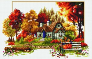 40-047-Autumn-Cottage